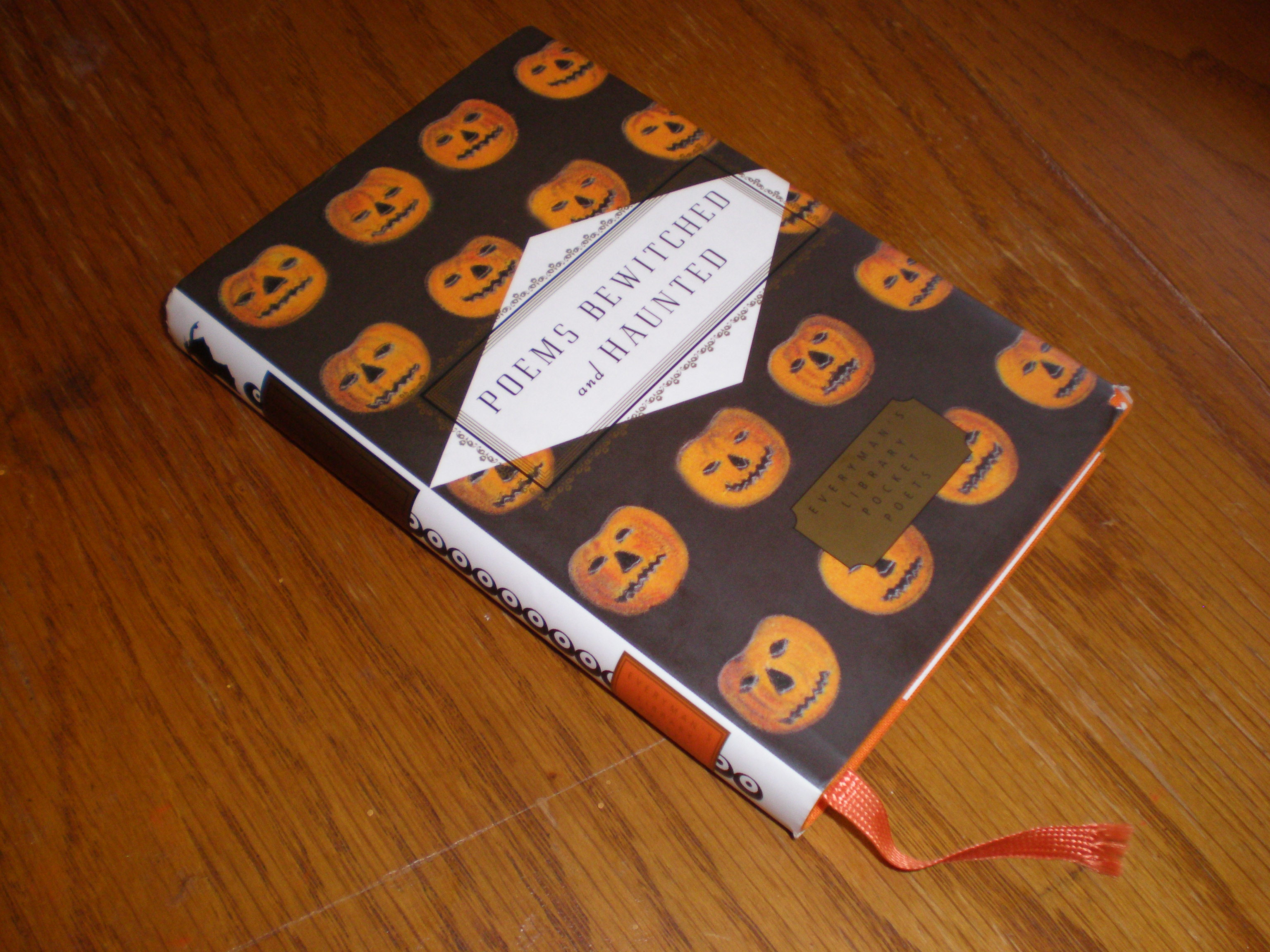20 halloween poems: suggested reading for the season | annie neugebauer