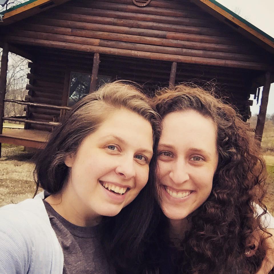 We've arrived at our destination: Tiny Cabin 2.