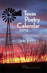 63 Texas Poetry Calendar 2013